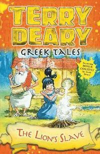bokomslag Greek Tales: The Lion's Slave