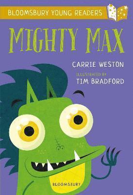 bokomslag Mighty Max