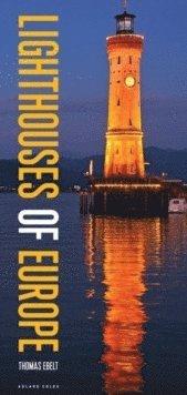 bokomslag Lighthouses of Europe