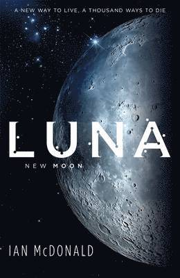bokomslag Luna