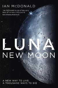 bokomslag Luna: New Moon