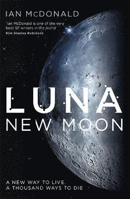 bokomslag Luna: New Moon