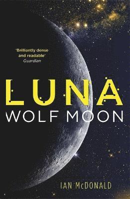 bokomslag Luna: Wolf Moon