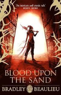 bokomslag Blood upon the Sand