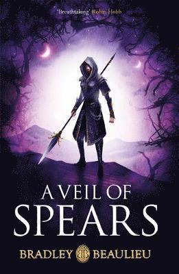 bokomslag A Veil of Spears