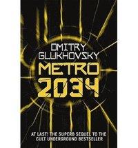 bokomslag Metro 2034