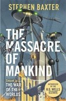 bokomslag The Massacre of Mankind: Authorised Sequel to The War of the Worlds