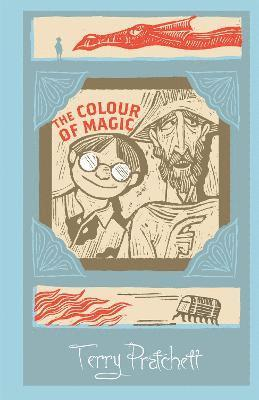 bokomslag The Colour of Magic: Discworld: The Unseen University Collection