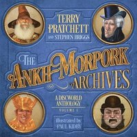 bokomslag The Ankh-Morpork Archives: Volume One