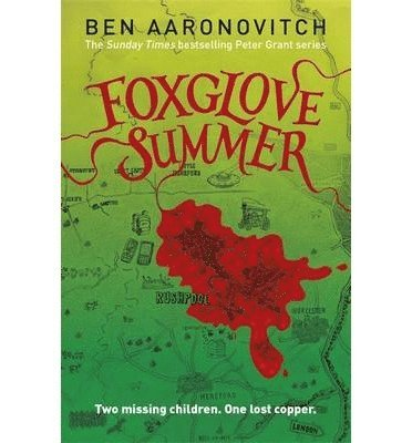 bokomslag Foxglove Summer