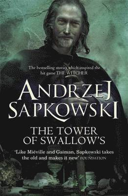 bokomslag TheTower of the Swallow