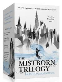 bokomslag Mistborn Trilogy Boxed Set
