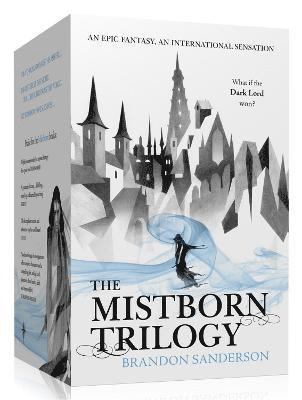 bokomslag Mistborn Trilogy: The Final Empire, the Well of Ascension, the Hero of Ages