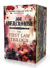 bokomslag The First Law Trilogy Boxed Set