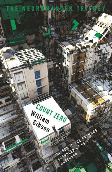 bokomslag Count Zero