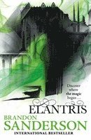 bokomslag Elantris: 10th Anniversary Edition