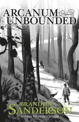 bokomslag Arcanum unbounded - the cosmere collection