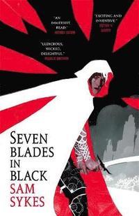 bokomslag Seven Blades in Black