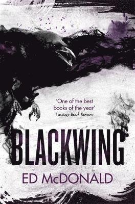 bokomslag Blackwing: The Raven's Mark Book One