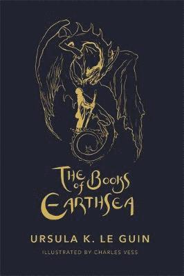 bokomslag The Books of Earthsea: The Complete Illustrated Edition