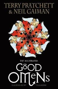 bokomslag The Illustrated Good Omens