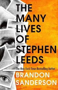 bokomslag Legion: The Many Lives of Stephen Leeds