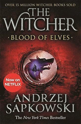 bokomslag Blood of Elves
