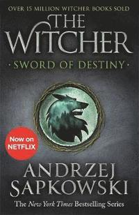 bokomslag Sword of Destiny: Tales of the Witcher