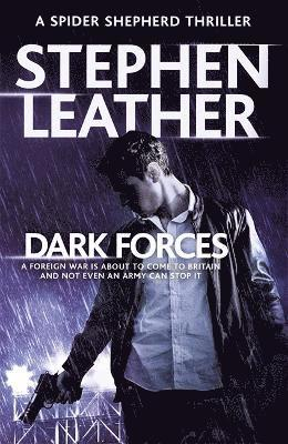 bokomslag Dark forces - the 13th spider shepherd thriller