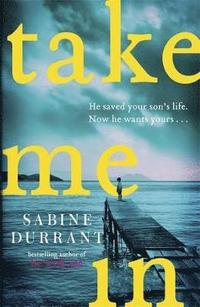 bokomslag Take Me In: the twisty, unputdownable thriller from the bestselling author of Lie With Me