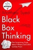 bokomslag Black Box Thinking