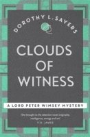 bokomslag Clouds of witness - lord peter wimsey book 2