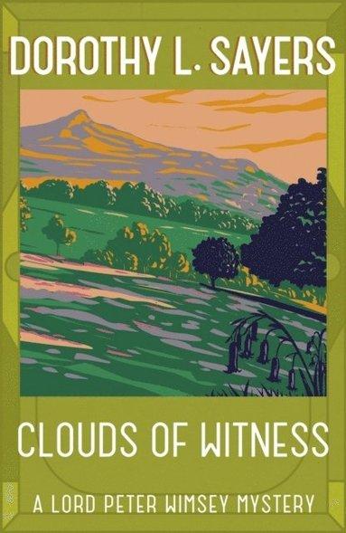 bokomslag Clouds of Witness