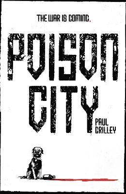 bokomslag Poison city - delphic division 1
