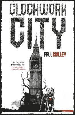 bokomslag Clockwork City