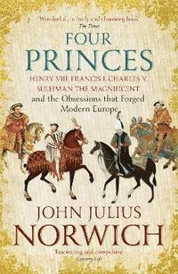 bokomslag Four Princes