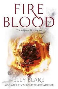 bokomslag Fireblood - the frostblood saga book two