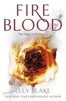 bokomslag Fireblood