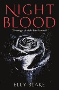 bokomslag Nightblood: The Frostblood Saga Book 3