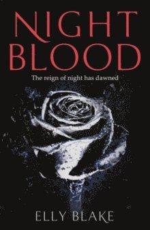bokomslag Nightblood: The Frostblood Saga Book 3