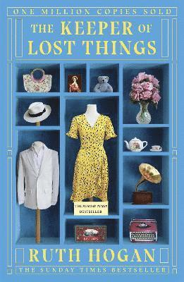 bokomslag Keeper of lost things - the feel-good richard & judy book club 2017 word-of