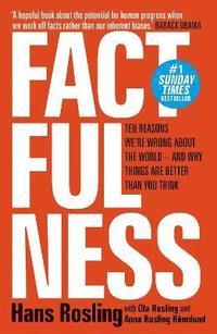 bokomslag Factfulness