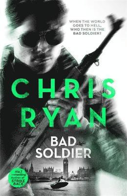 bokomslag Bad Soldier