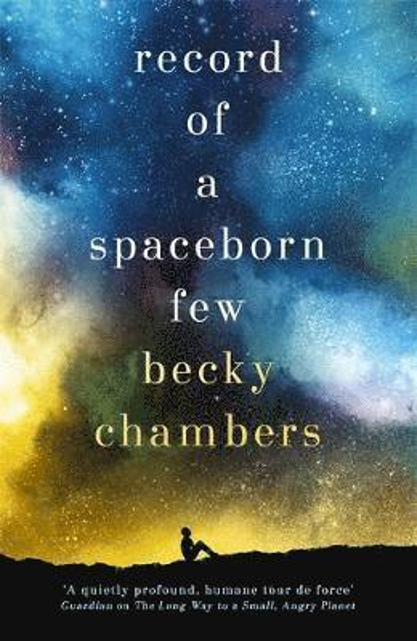 bokomslag Record of a Spaceborn Few: Wayfarers 3