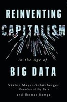 bokomslag Reinventing Capitalism in the Age of Big Data