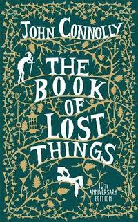 bokomslag The Book of Lost Things Illustrated Edition