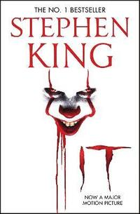 bokomslag It - film tie-in edition of stephen kings it