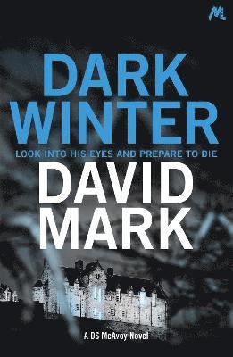 bokomslag Dark winter - the 1st ds mcavoy novel
