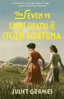 bokomslag The Seven or Eight Deaths of Stella Fortuna