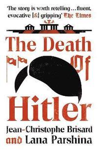 bokomslag The Death of Hitler